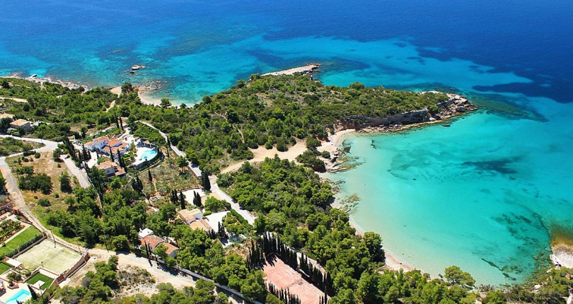 Why Porto Heli in Greece attracts the rich every summer